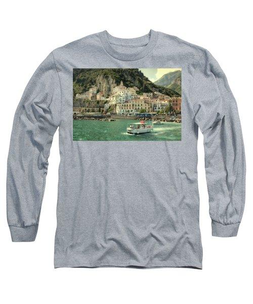 Amalfy Long Sleeve T-Shirt