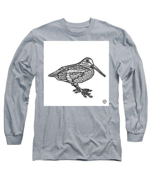 American Woodcock Long Sleeve T-Shirt