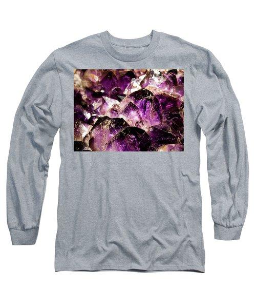 Amethyst Dream Long Sleeve T-Shirt