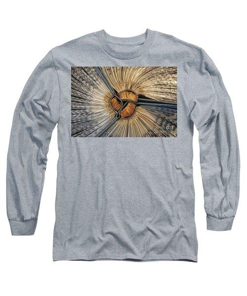 An Unsteady Rhythm Long Sleeve T-Shirt