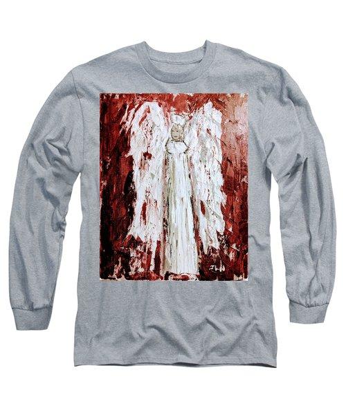 Angel Against Violence Long Sleeve T-Shirt