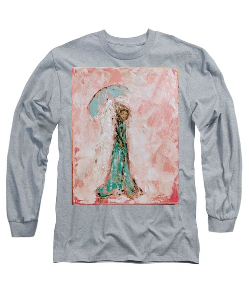 Angel By Your Side Long Sleeve T-Shirt