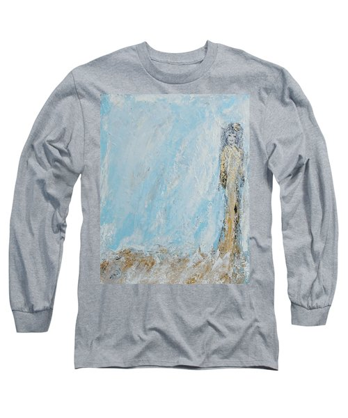 Angel For The New Year Long Sleeve T-Shirt
