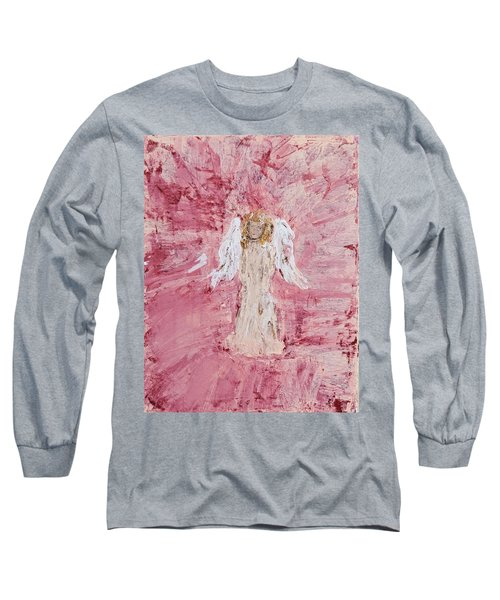 Angel Was Lost But Now Is Found  Long Sleeve T-Shirt
