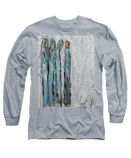 Angels For Forgiveness  Long Sleeve T-Shirt