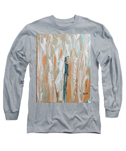 Angels In The Midst Of Every Day Life Long Sleeve T-Shirt