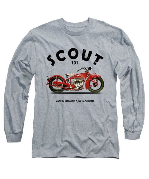The Scout 101 1929 Long Sleeve T-Shirt