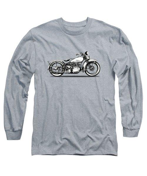 Harley Davidson 1933 Long Sleeve T-Shirt
