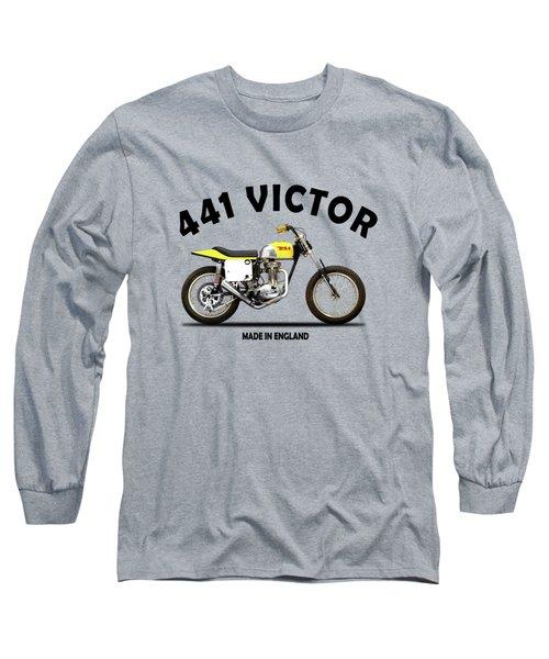 The Bsa 441 Victor Long Sleeve T-Shirt