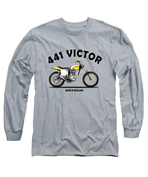 The Bsa 441 Victor Long Sleeve T-Shirt