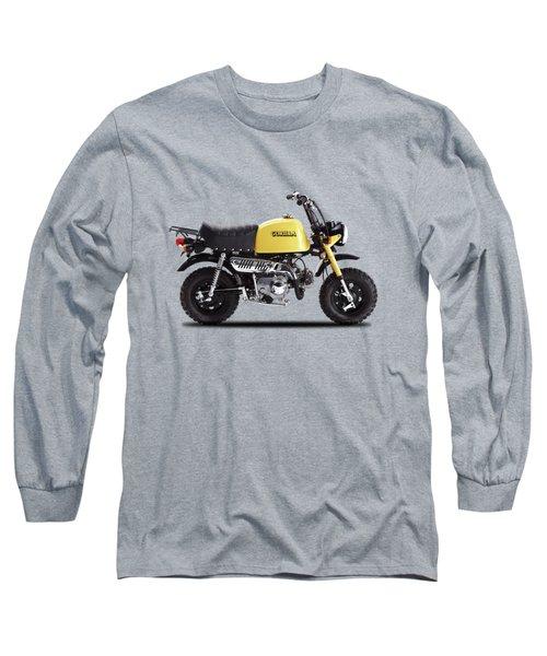The Monkey Bike Long Sleeve T-Shirt