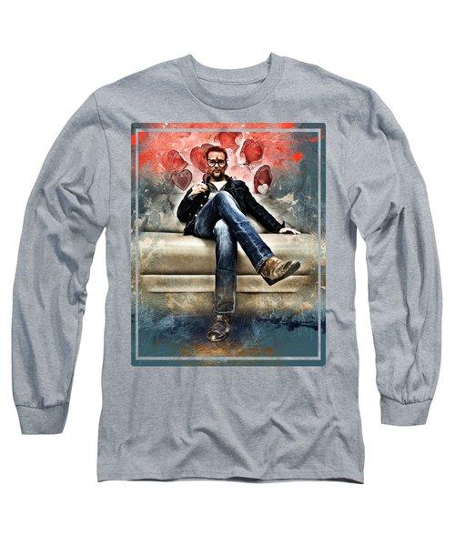 Flanery Valentine Long Sleeve T-Shirt