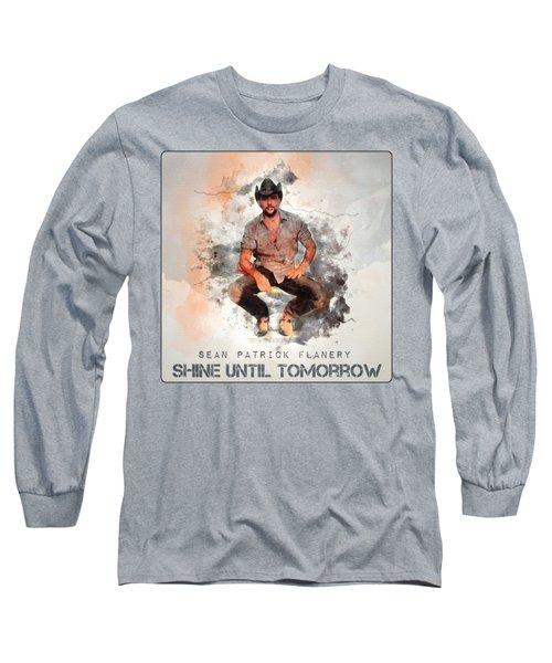 Cowboy Flanery Long Sleeve T-Shirt
