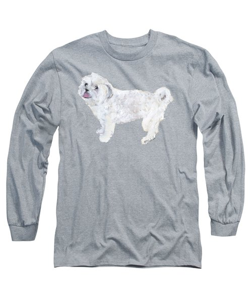Patches Just For You Long Sleeve T-Shirt