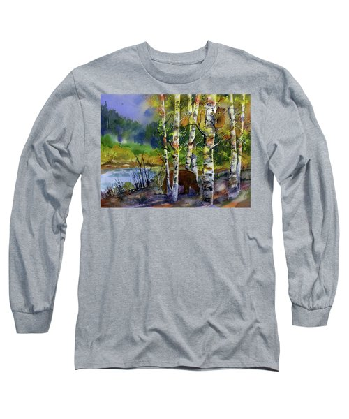 Aspen Bears #2 Long Sleeve T-Shirt
