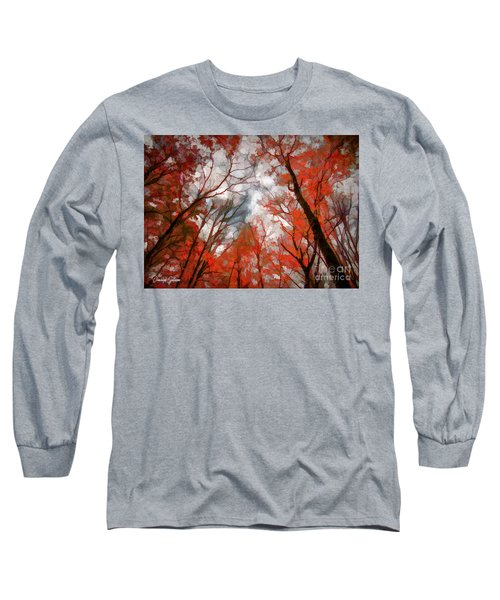 Aspiration Long Sleeve T-Shirt