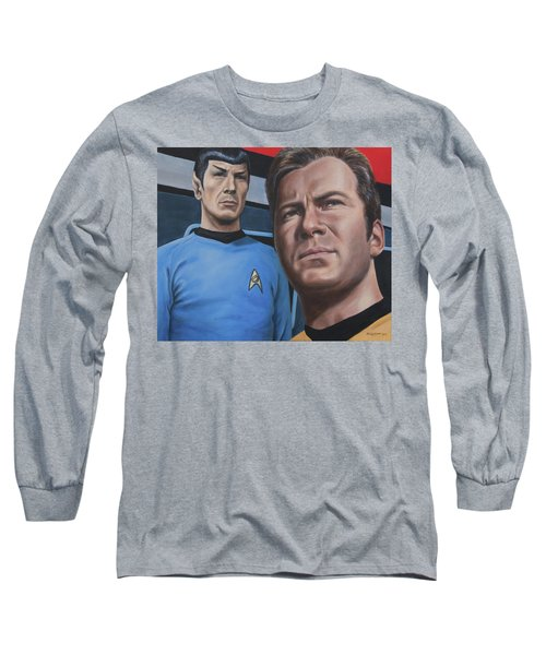 Assessing A Formidable Opponent Long Sleeve T-Shirt