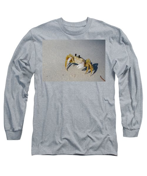 Atlantic Ghost Crab Long Sleeve T-Shirt