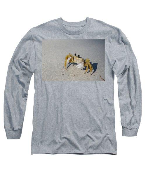 Atlantic Ghost Crab Long Sleeve T-Shirt