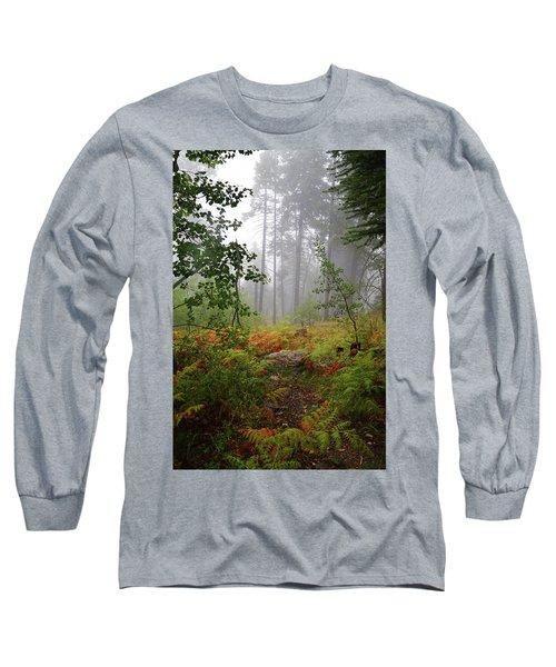 Autumn Fog  Long Sleeve T-Shirt