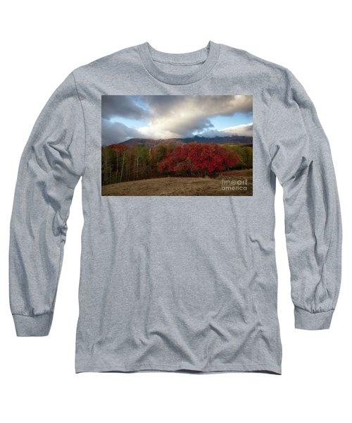 Autumn Foothills Long Sleeve T-Shirt