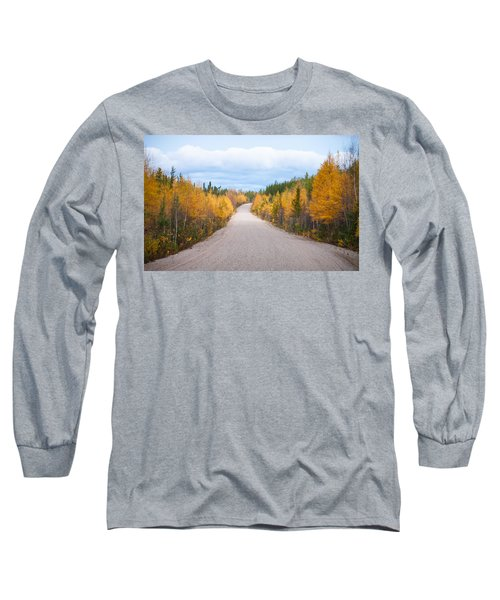 Autumn In Ontario Long Sleeve T-Shirt