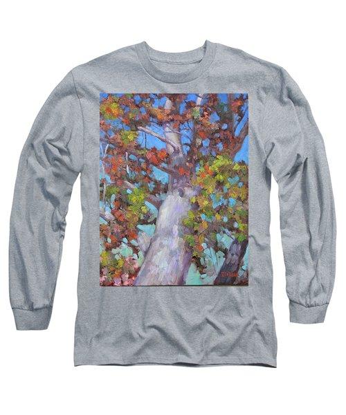 Autumn Oak Long Sleeve T-Shirt