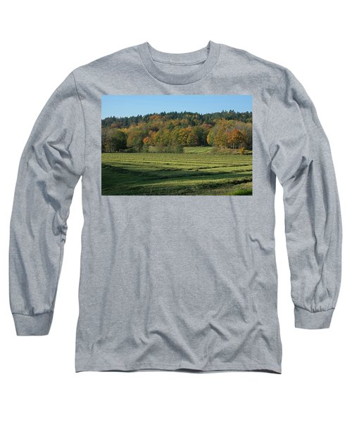 Autumn Scenery Long Sleeve T-Shirt