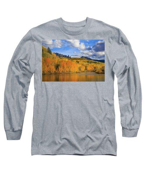 Autumn Tranquility Long Sleeve T-Shirt