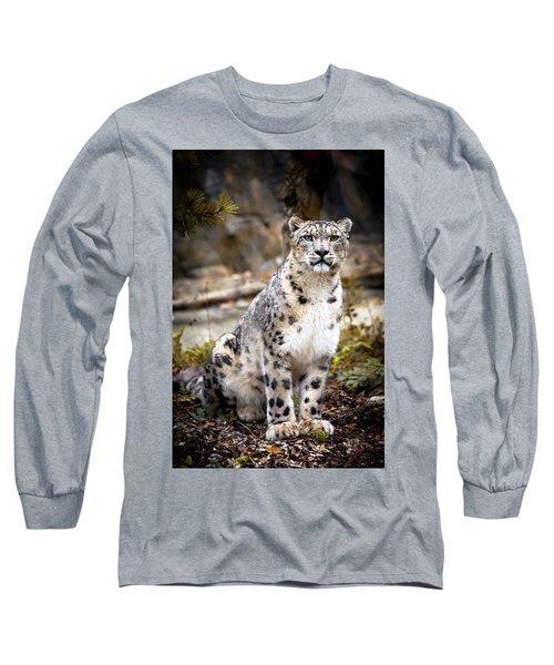 Autumnalleopard Long Sleeve T-Shirt