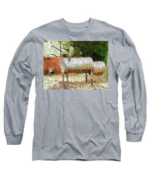 Backyard Grill 1 Long Sleeve T-Shirt