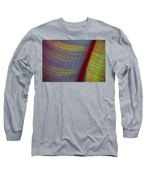 Banana Leaf 8597 Long Sleeve T-Shirt
