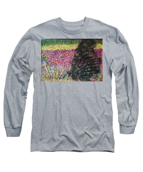 Be Careful With The Voiceless Long Sleeve T-Shirt