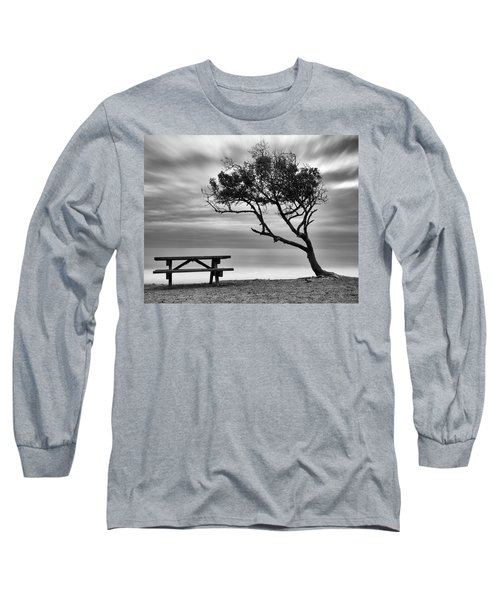 Beach Tree Long Sleeve T-Shirt