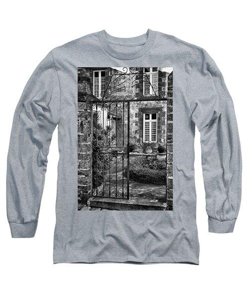 Behind The Walls Long Sleeve T-Shirt