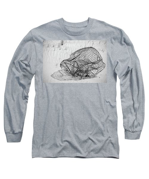 Bent And Twisted Long Sleeve T-Shirt