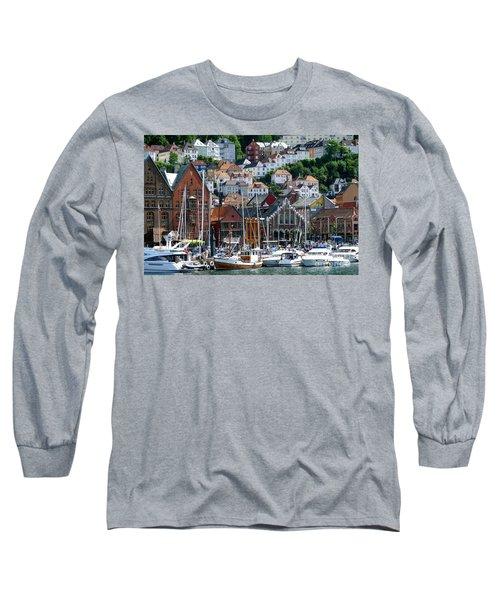 Bergen Long Sleeve T-Shirt