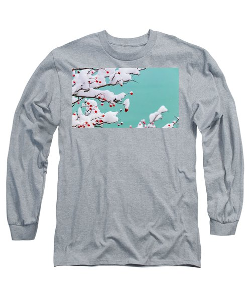Berries And Cream Long Sleeve T-Shirt