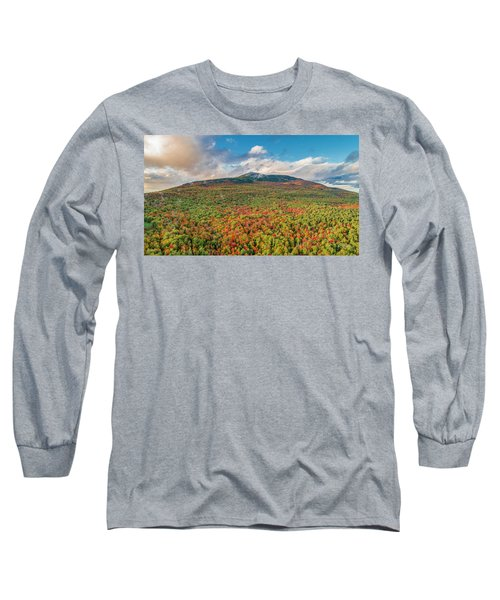 Blanketed In Color Long Sleeve T-Shirt