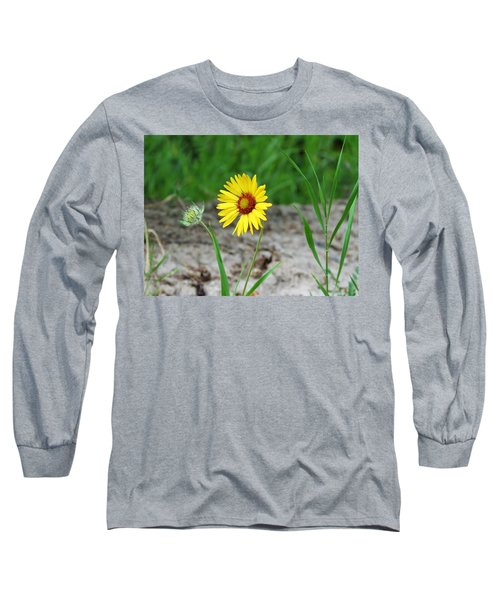 Bloom And Waiting Long Sleeve T-Shirt