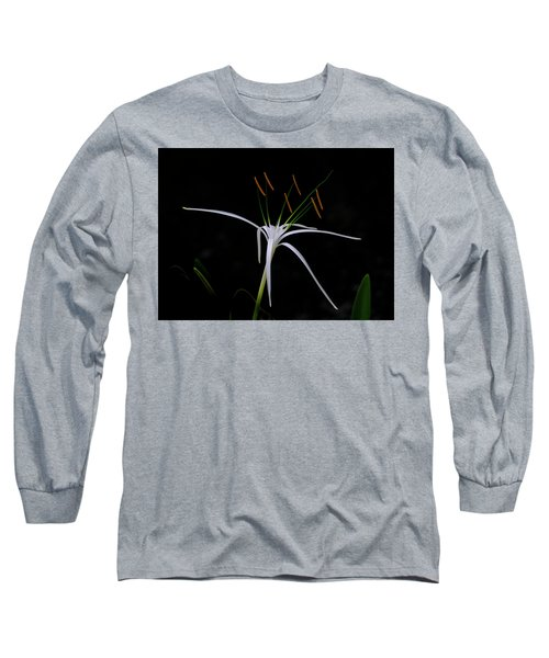 Blooming Poetry Long Sleeve T-Shirt