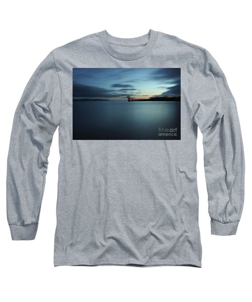 Blue Hour Salthill Long Sleeve T-Shirt