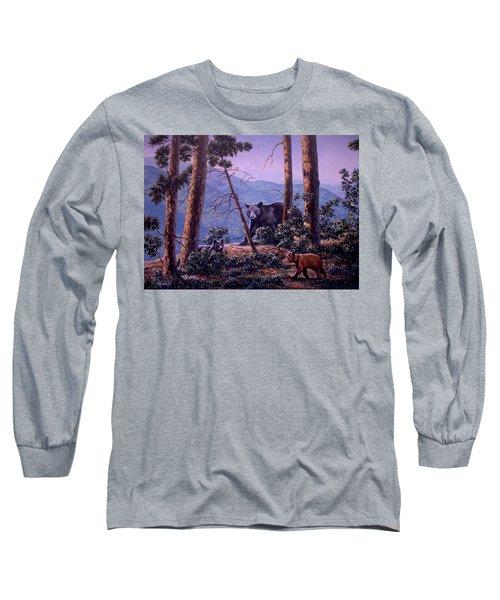 Blue Ridge Bears Long Sleeve T-Shirt