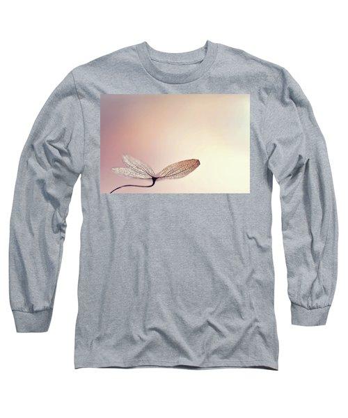 Blushing Long Sleeve T-Shirt