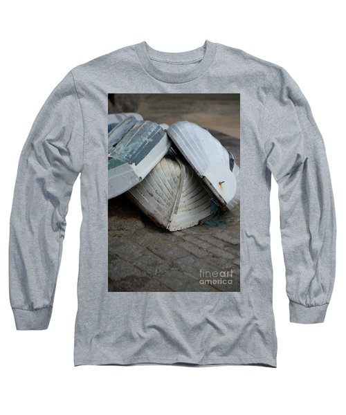 Boats St Ives Long Sleeve T-Shirt