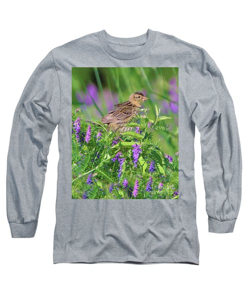 Bobolink Long Sleeve T-Shirt