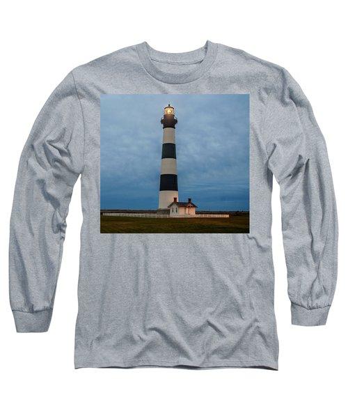 Bodie Island Lighthouse  Long Sleeve T-Shirt