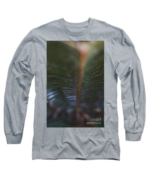 Bokeh Sparkles - Macro Long Sleeve T-Shirt