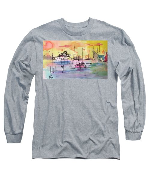Boothbay 2  Long Sleeve T-Shirt