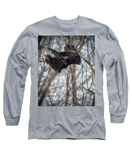 Breakfast On The Fly Long Sleeve T-Shirt